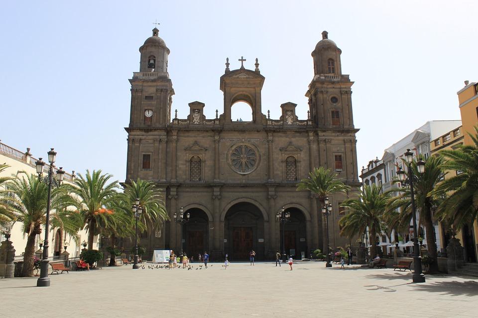 vegueta di Gran Canaria