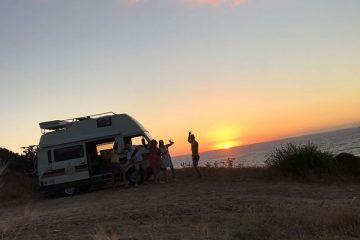Viaggio in camper in Sardegna